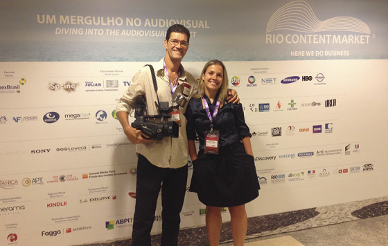 Cobertura do Evento Rio Content Market 2015.