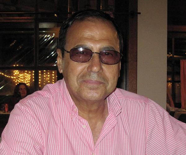 Sr. Emílio Turano – Administrador da Amigança